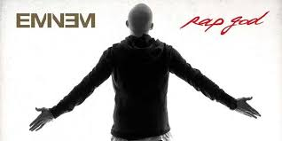 Eminem Rap God Meme - what lyrics eminem raps during fast verse in new song rap god