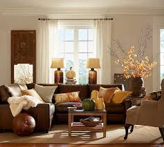 Mixing Leather And Fabric Sofas by Furniture Layout Ideas Balance And Symmetry Couch Sofa Brown