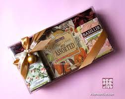 gift boxes christmas what s inside the basilur tea christmas gift box nomnom club