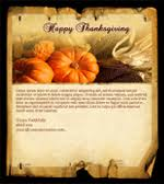 thanksgiving email newsletter templates