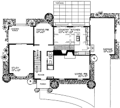 Expandable Floor Plans Expandable Cape With Two Options 81045w Architectural Designs