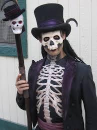 James Bond Halloween Costume Papa Legba