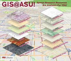 Asu Campus Map Gis Asu Spatial Research Resources Are Available For You Asu