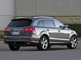 Audi Q7 Models - audi q7 2008 pictures information u0026 specs