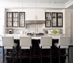 White Cabinet Kitchen Designs by Transitional Kitchen Ideas