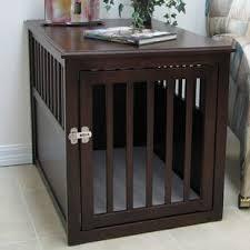 dog crate furniture u0026 end tables you u0027ll love wayfair