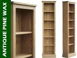 Tall Narrow Shelves by Bookshelves That Double As Headboards Photo With Charming Small