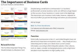How To Do Business Cards Chicago Printing Service 630 295 9210 Controlled Color Inc