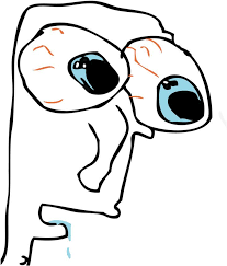 Shocked Meme Face - shocked meme face for rage comics ragecomics meme memeface
