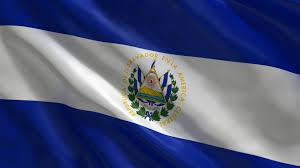 Salvadoran Flag Bandera El Salvador Flag Bandera El Salvador El Salvador Flag