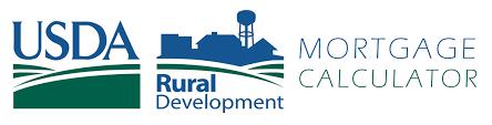 usda rual development usda rural development mortgage calculator calculate total usda