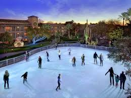 Srp Zoo Lights Coupon by Guide To Outdoor Ice Skating Rinks Around Phoenix