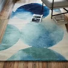 distressed rococo wool rug blue lagoon 8 u0027x10 u0027 rococo wool rug