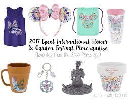 Flower Garden App by 2017 Epcot International Flower U0026 Garden Festival Merchandise