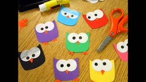 paper craft ideas for children coloring pages