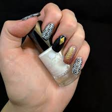 nails design glitter beautify themselves with sweet nails