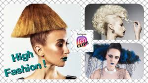 fashion hairstyles instagram instagram hairstyles tutorial high fashion hair compilation 1
