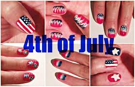 4th of july nails patriotic nails easy nails designs 2014