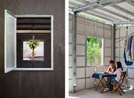 prefab tiny house with steel lattice structure assembles in 3 hours