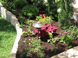 landscaping service spring texas tree maintenance landscape flower