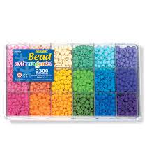 pony bead box soft rainbow joann