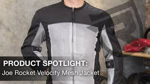 mesh motorcycle jacket joe rocket velocity mesh motorcycle jacket product spotlight video