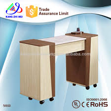 Manicure Bar Table Nail Tech Table Best Table Decoration