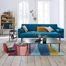 canap bleu convertible canap bleu turquoise canap places fixe esprit scandinave vert olive