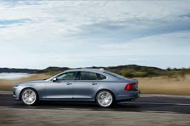 volvo sedan new volvo s90 luxury sedan automotive rhythms