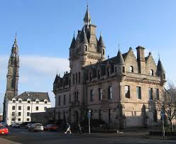 scottish baronial architecture wikipedia