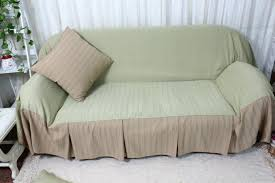 Green Sofa Slipcover by Modern Green Sofa Slipcover With Image 13 Of 14 Carehouse Info