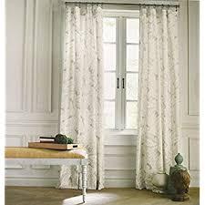 Gray Window Curtains Amazon Com Tommy Hilfiger Diamond Lake Pair Of Curtains 2 Window
