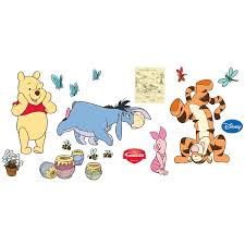 amazon com winnie the pooh wall decal home kitchen