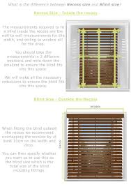 Venetian Blinds Inside Or Outside Recess Bright White Real Wood Made To Measure Venetian Blind With Black Tapes