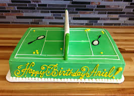 tennis cake toppers tennis themed cake birthday cakes tennis cake and