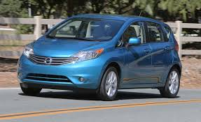 compact nissan versa 2014 nissan versa note hatchback first drive u2013 review u2013 car and driver