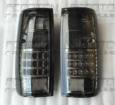 1990 toyota pickup tail light lens accessories led hireno tail l for toyota land cruiser lc80 fj80