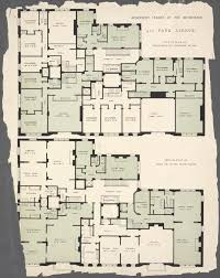 floor plan meaning 471 park avenue typical plan of mezzanine or chamber floor typical
