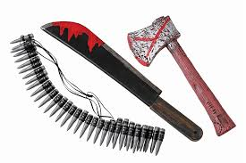 Zombie Hunter Costume Zombie Hunter Toy Axe By Fun World Halloween Costumes