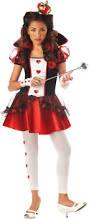 wonderlands queen of hearts tween costume buycostumes com