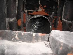 fireplace chimney liner chimney liner and repair diy info