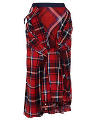 What Is Plaid Long Plaid Skirts To Wear This Fall The New York Times