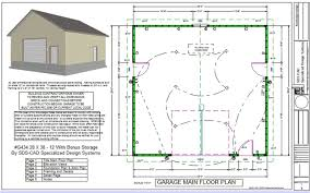garage floorplans contemporary house plans garage plan residential roof drawings