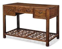 Chinese Secretary Desk by Saturday At Sotheby U0027s Asian Art Sotheby U0027s