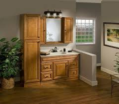 Menards Bathroom Cabinets Pace Plantation Series 18 X 84 X 21 Linen Cabinet At Menards