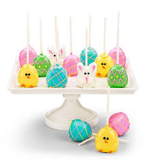 easter cakepops easter cake pops cakes and desserts a delicious batch of