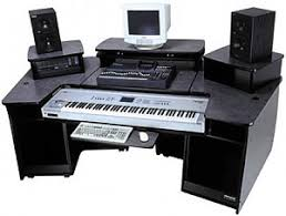 Omnirax Presto Studio Desk 8th Street Music Omnirax Presto Maple