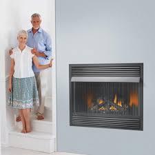 napoleon 42 electric fireplace napoleon nefl50fh 50 inch linear