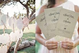 Wedding Ceremony Fans How To Entertain Wedding Guests 13 Creative Ideas