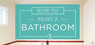 Paint A Bathroom How To Videos